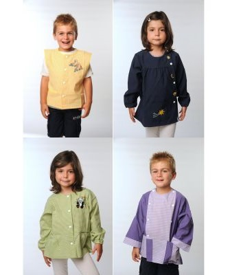 blouses ecole selection