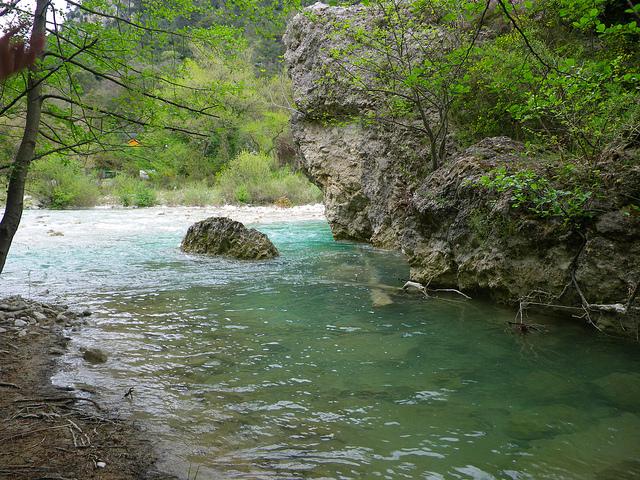 ruisseau vallée niçoise