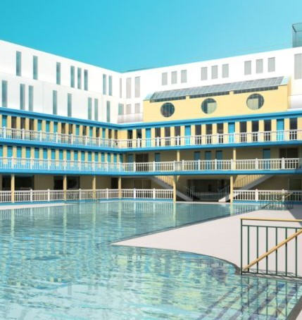 rénovation piscine du molitor