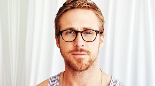 ryan gosling moustache