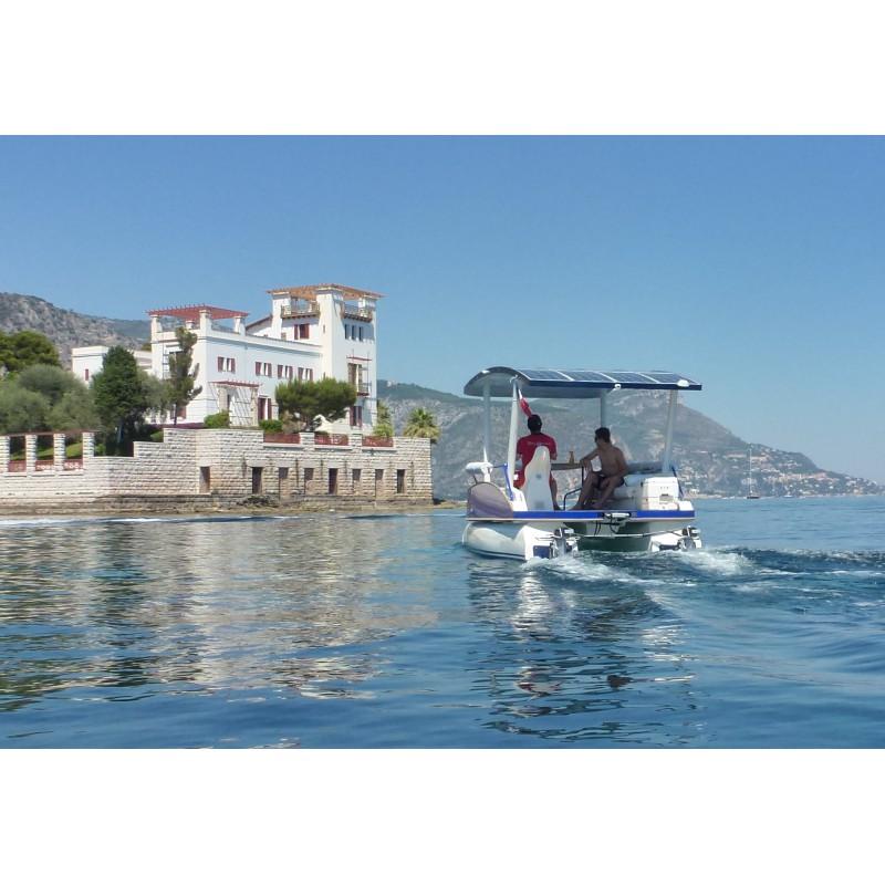 Le bateau sans permis, en location chez seaZen.fr