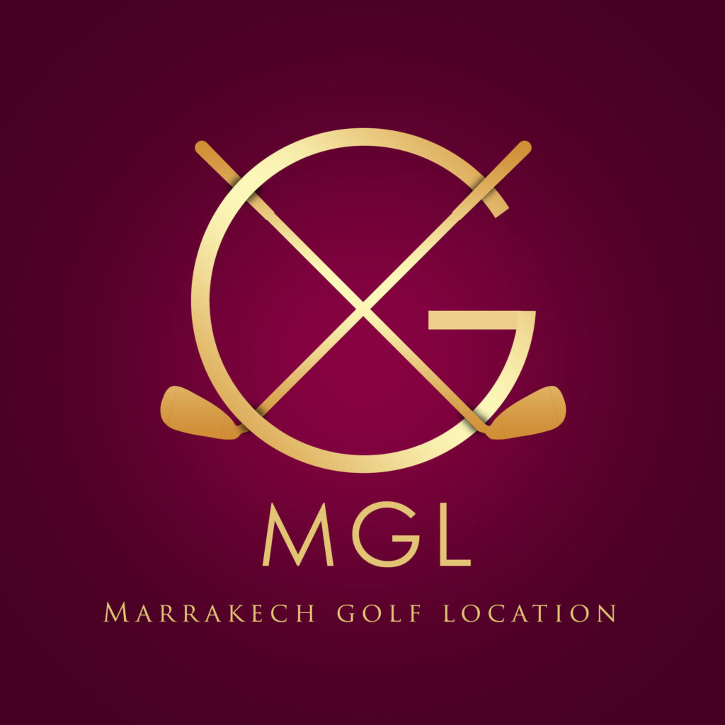 Logo Marrakech Golf Location.