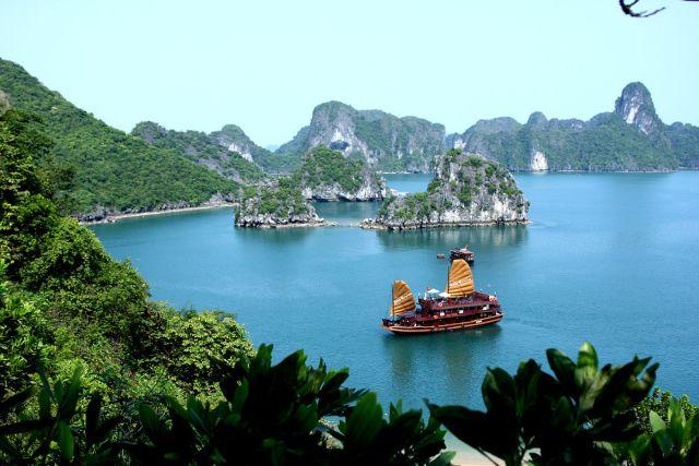 Voyage au Vietnam.