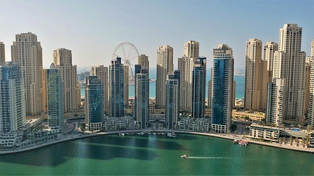 Voyage à Dubaï.